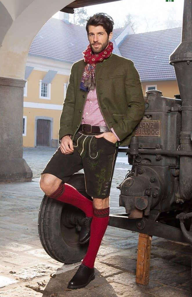 2018 Herren Trachten Look 2