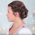 Sissi präsentiert - Einfache aber tolle Dirndl Frisuren 2018